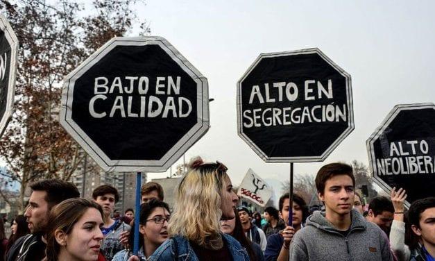 El problema social que vive Chile y las consecuencias psicológicas para la salud