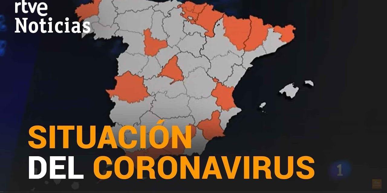 Las «garras del coronavirus» no liberan a España, dejando además grandes pérdidas económicas en el turismo