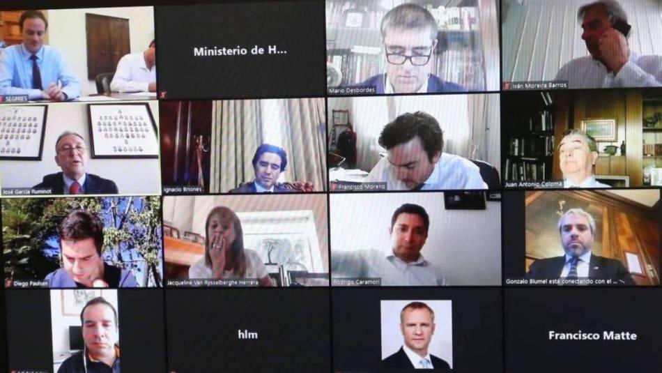 Chile: LA DANZA DE MILLONES DE LOS NUEVOS PLANES GUBERNAMENTALES