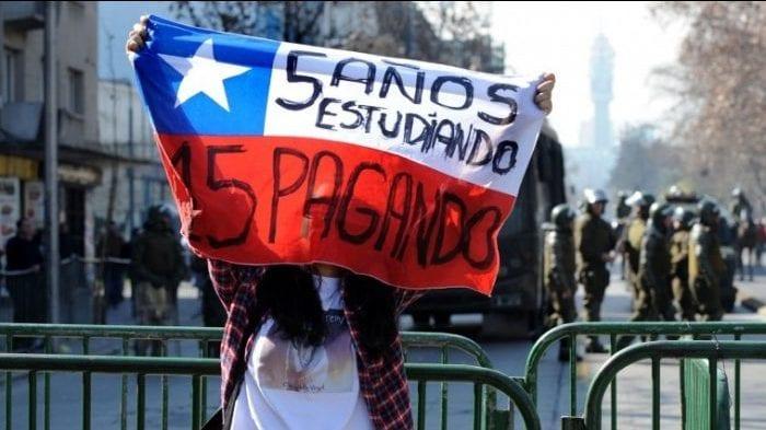Nada sirve, ni aportes del estado ni el 10% AFP: Morosos en Chile llegan a 5 millones