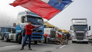 Si se corta la cadena alimentaria en el país el gobierno aplicará «las penas del infierno» contra los camioneros