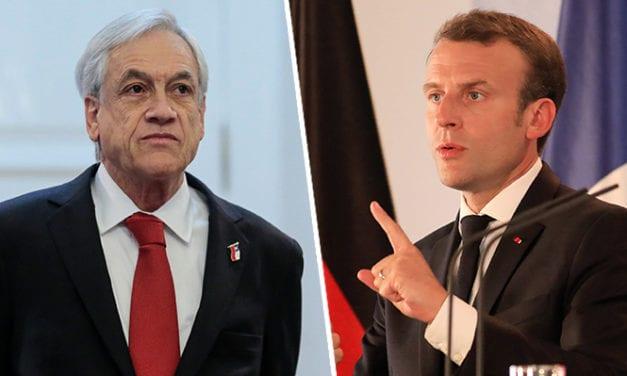Los fracasos de Piñera en política exterior se suman a los fracasos en la política interna de Chile