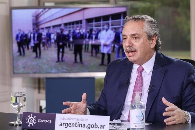 El coronavirus se está comiendo a los argentinos