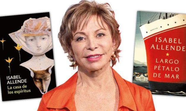 Isabel Allende, la escritora, es la autora hispanoamericana más destacada del mundo