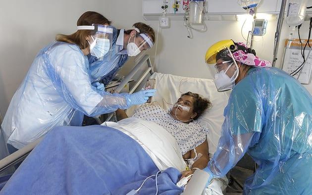 Los sistemas sanitarios débiles son parte de la gran tragedia latinoamericana por la pandemia