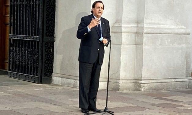 La oposición puso más leña en el fuego de la crisis politica chilena: Aprobó acusación contra ministro Pérez que Renunció al cargo