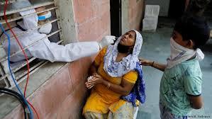 Covid-19: India rompe todos los récords de contagios en un día, con más de 83 mil casos