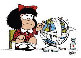 Murió Quino,el creador de Mafalda