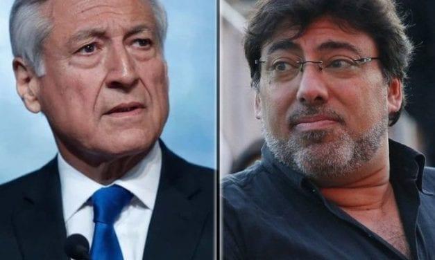 """Comenzó """"fiesta"""" presidencial: Jadue ofrece mar a Bolivia y Heraldo Muñoz le responde: Lea el fallo de la Haya si quiere ser presidente"""