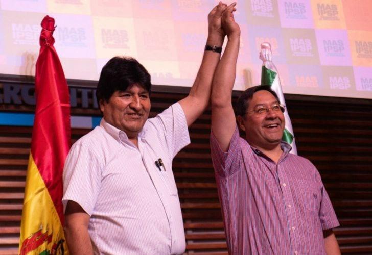 Partió la carrera presidencial en Bolivia  – Evo Morales dirije la campaña del «MAS» desde su asilo en Argentina
