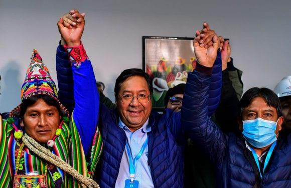Vuelve el Movimiento al Socialismo al poder en Bolivia