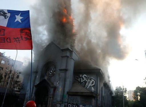 Lo siento, pero Chile está enfermo