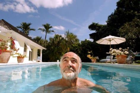 Nos quedamos sin el verdadero James Bond – Murió Sean Connery a los 90 años en las Bahamas donde vívía con su segunda esposa