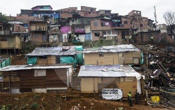 La pobreza crece en Colombia, el país más desigual después de Brasil en Latinoamérica