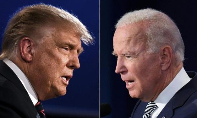 Trump bajo en las encuestas reanuda negociaciones sobre paquete de ayuda a líneas aéreas, pero no irá a nuevos debates
