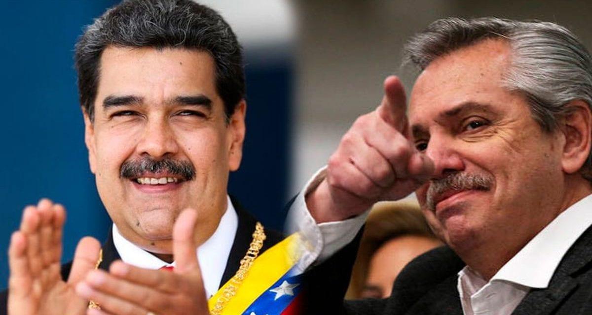 Alberto Fernández y Michelle Bachelet coincidieron en condenar y abortar cualquier intento de intervención militar en Venezuela