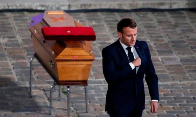 El horroroso asesinato de profesor francés por un yihadista no será fácil olvidar en Francia