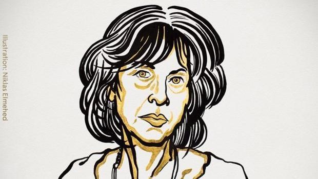 La poetisa estadounidense  Louise Glück fue galardonada con el  Premio Nobel de Literatura 2020