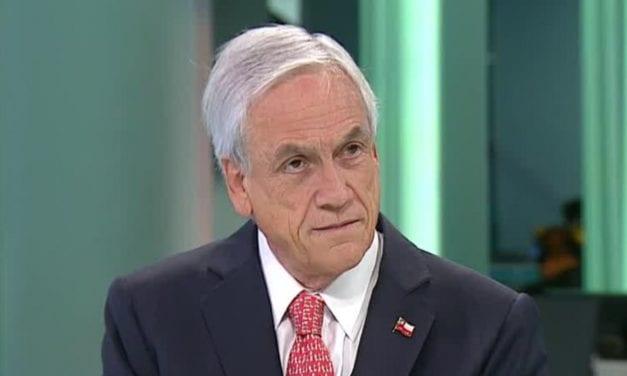 Peligro en Chile: Proyecto de oposición-con apoyo comunista- pide acabar anticipadamente con el mandato de Piñera