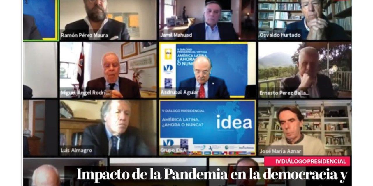 Efecto de la pandemia en América Latina es impredecible, pero con mucha probabilidad devastador – Declaración de ex presidentes