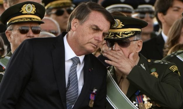 Con la pandemia avanza la militarización en América Latina