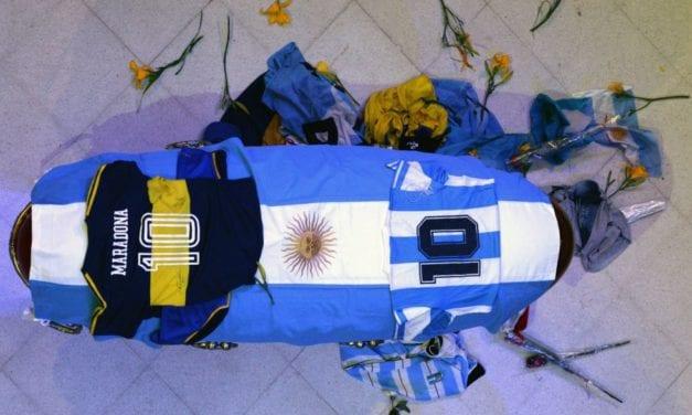 Argentina: La Despedida de Maradona en la Casa Rosada con tres días de duelo