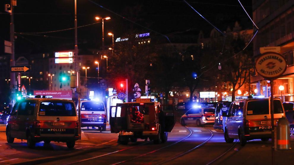 Guerra Yihadista contra Europa – Hoy se registraron nuevos ataques en siete puntos de Viena con muertos y heridos
