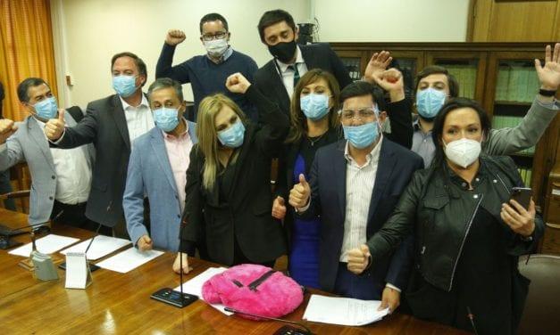 Derrota «Feroz» para el Gobierno de Piñera por aprobación del nuevo retiro de fondos
