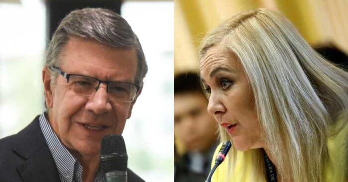 Estamos salvados: Dos populistas empatan en la carrera presidencial – Joaquín Lavín y Pamela Jiles