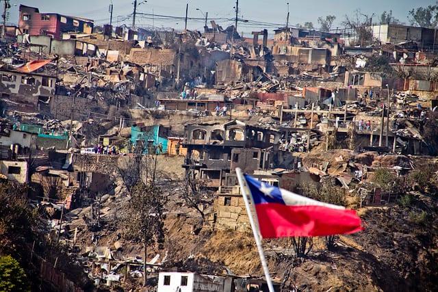 CHILE NO ES EL PARAÍSO