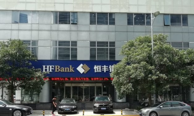 Aprende Chile:  China condena a muerte a un banquero por corrupción