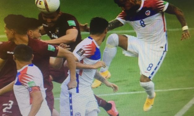 CHILE RUMBO A QATAR: A pesar de la derrota 2-1 ante VENEZUELA,IGUAL SUBIMOS UN PELDAÑO…