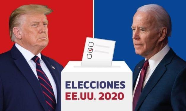 Elecciones en EE UU: Cierran primeros colegios electorales – Trump gana en los estados Indiana y Kentucky – Biden lo logra en Vermont