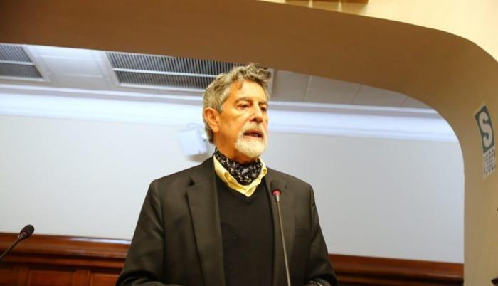 Francisco Sagasti elegido por el Congreso como nuevo presidente de Perú en reemplazo de Vizcarra y Merino