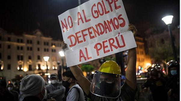 Perú se ha quebrado y el Gobierno no lo entiende