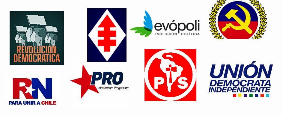 Chile: Los partidos políticos en su hora más negra