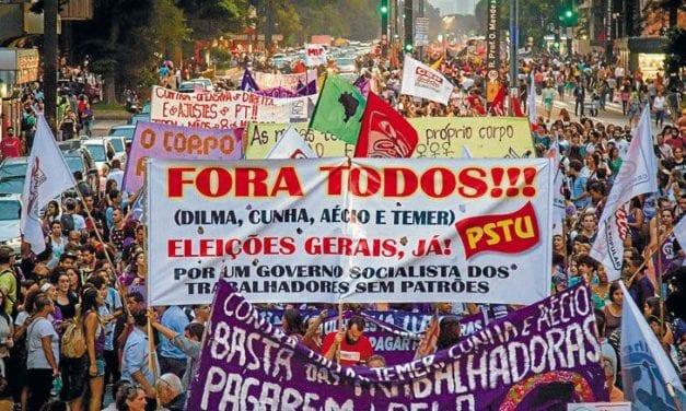 La transformación de la izquierda y el progresismo brasileño