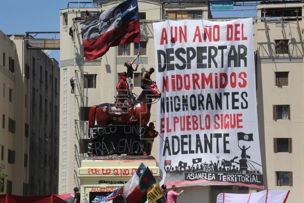 Año del despertar: Escasa confianza en la vacuna – sólo 47% de los chilenos confía. – 22% no se vacunará – Política: Sichel supera a Lavín