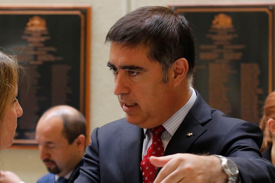 Mario DESBORDES: «Yo no quiero que haya un gobierno de Daniel Jadue o Pamela Jiles porque sus ideas no son buenas para Chile»