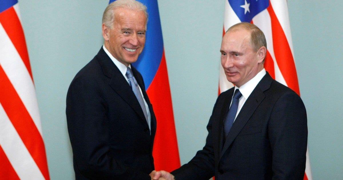 Saludos de Putin a Biden: «Unas relaciones ya deterioradas no se pueden deteriorar más»