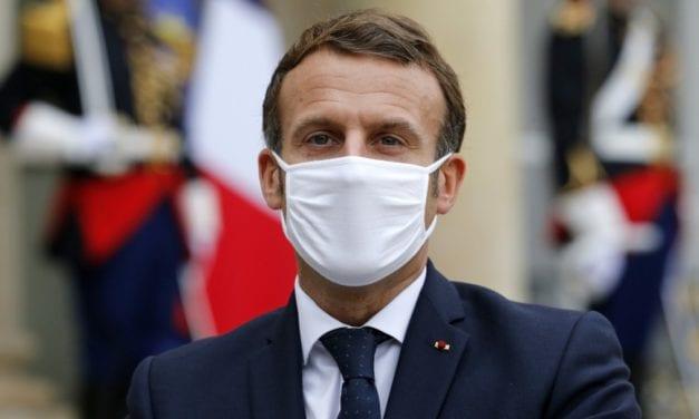 Los estragos del covid en Europa: Macron enfermo; Jean Castex en cuarentena y el presidente de la UE en aislamiento