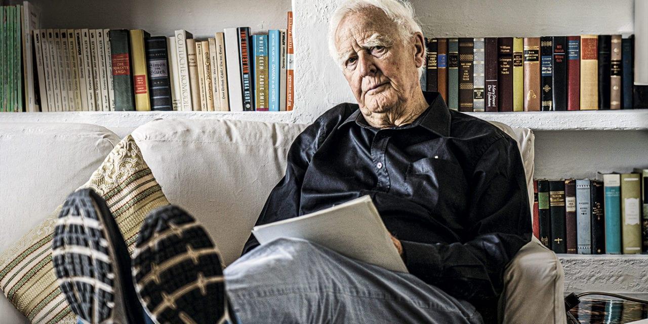 La muerte de John LeCarré deja un vacío histórico en la novela mundial de espionaje
