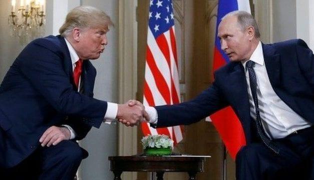 Putin consiguió en Rusia lo que Trump no ha logrado en EE UU: La inmunidad vitalicia