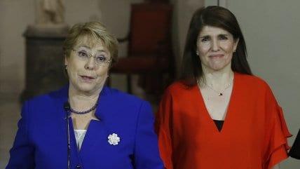 """El Chile electoral: Entra más """"agua al molino"""" de los presidenciables: Bachelet ordenó a Paula Narváez que entrara al ruedo"""