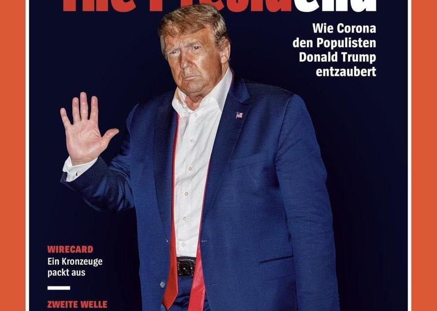 Trump será el cuarto presidente de la historia de EE UU que no asista a la fiesta del cambio de mando – 25.000 soldados custodian Washington
