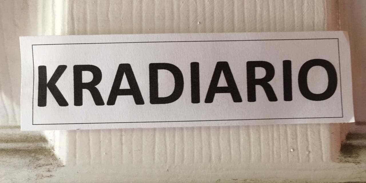 Los titulares de esta semana DE KRADIARIO.CL (KROHNE ARCHIV)