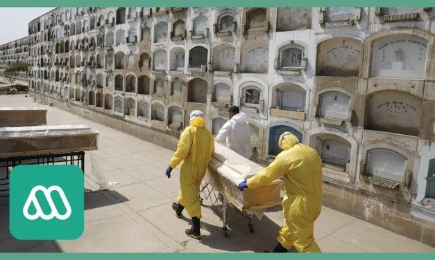 Colegio Médico peruano sobre el covid-19: El aumento de contagios arrasa con el sistema sanitario del país
