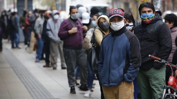 LA INVERSIÓN EXTRANJERA EN CHILE – Cifras de OCUPACIóN Y DESOCUPACIóN