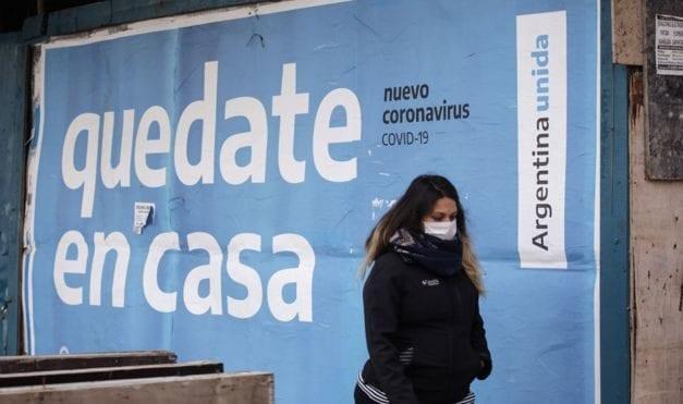 Argentina superó la barrera de los cincuenta mil muertos por coronavirus