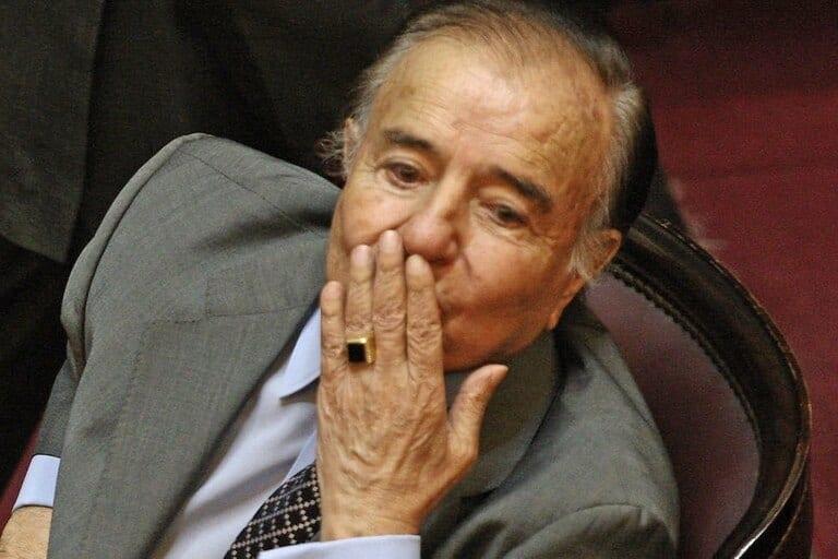 Valioso e histórico anillo le robaron al presidente Carlos Menem antes de su muerte – (Hallan anillo nueve días después)